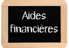 MENU AIDES FINANCIERES
